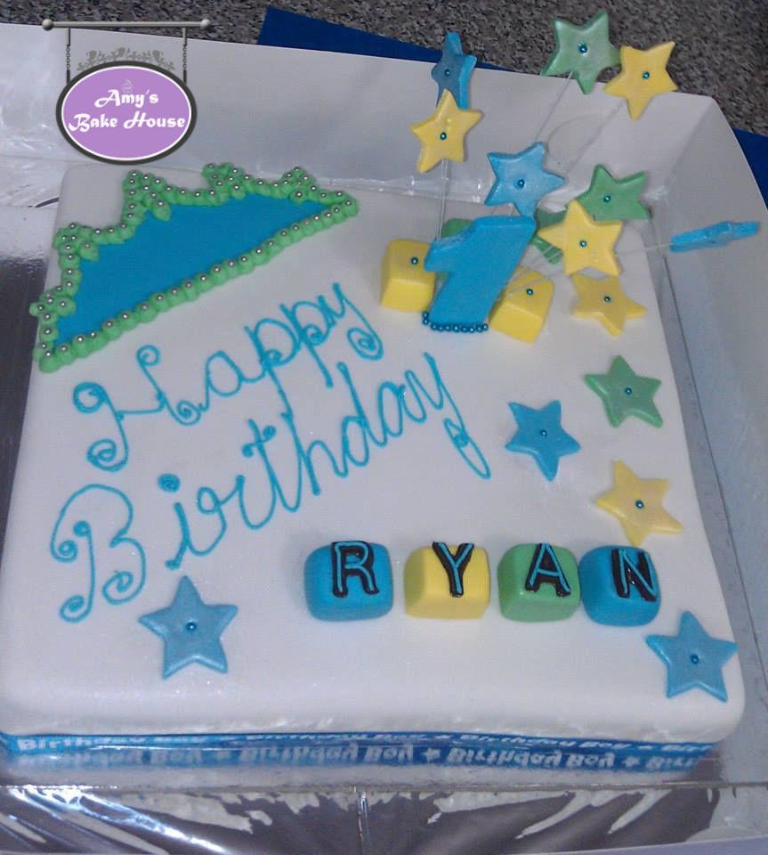 Ryan 1st Birthday