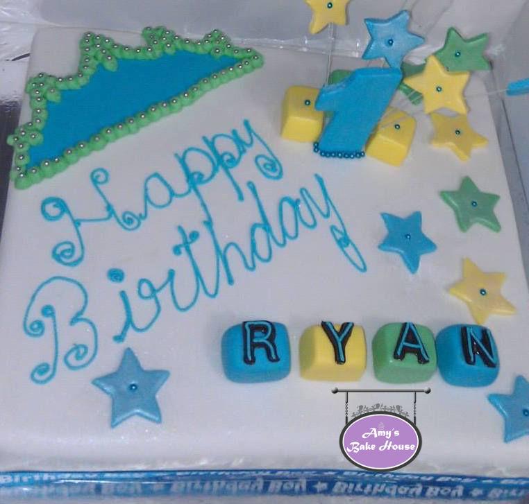 Birthday Cake Amys Bake House