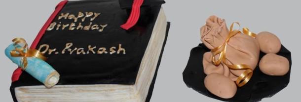 Graduation Day Cake