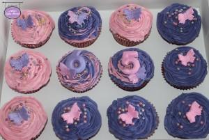 65th Birthday Cupcake