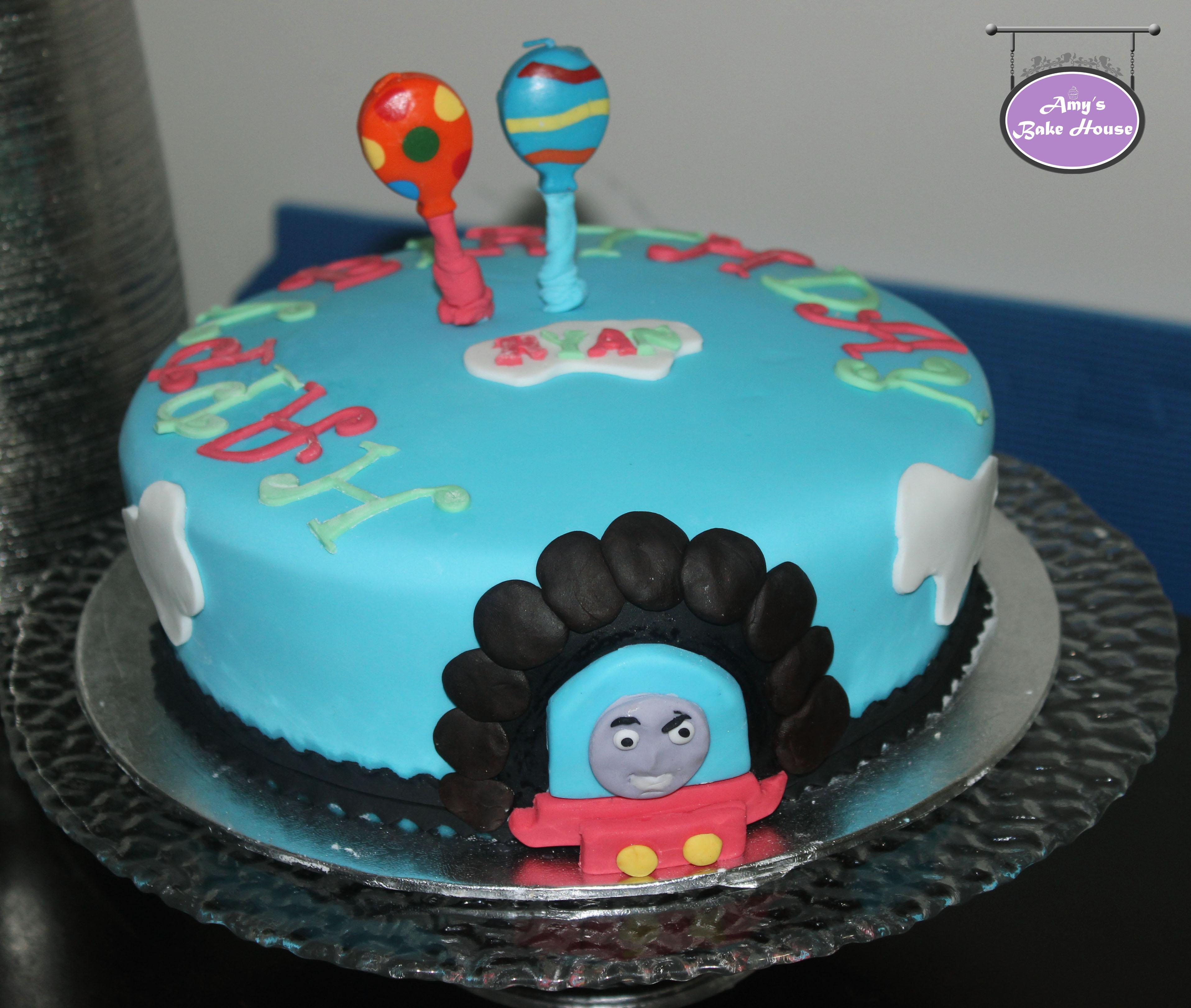 Thomas Birthday Cakes Melbourne