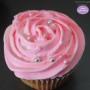 Rose Swirl Cupcakes