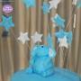 Elephant Themed Birthday Cake
