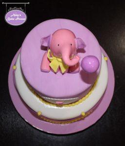 ElephantBirthdayCake (4)