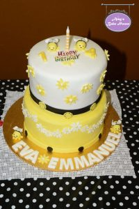 HoneyBeeThemedCake (1)